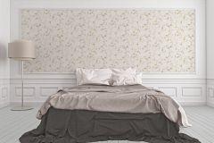 30418-6 cikkszámú tapéta.Barokk-klasszikus,arany,bézs-drapp,súrolható,vlies tapéta