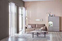 35913-1 cikkszámú tapéta.Absztrakt,dekor,különleges motívumos,fehér,pink-rózsaszín,lemosható,illesztés mentes,vlies tapéta