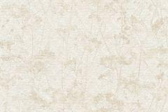 35954-2 cikkszámú tapéta.Retro,virágmintás,bézs-drapp,fehér,szürke,lemosható,vlies tapéta