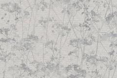 35954-3 cikkszámú tapéta.Retro,virágmintás,szürke,lemosható,vlies tapéta