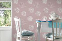 32454-2 cikkszámú tapéta.Metál-fényes,virágmintás,pink-rózsaszín,lemosható,vlies tapéta