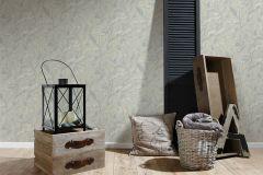 32880-3 cikkszámú tapéta.Különleges felületű,metál-fényes,természeti mintás,textil hatású,ezüst,fehér,szürke,súrolható,vlies tapéta