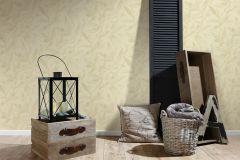 32880-6 cikkszámú tapéta.Különleges felületű,metál-fényes,természeti mintás,textil hatású,bézs-drapp,súrolható,vlies tapéta