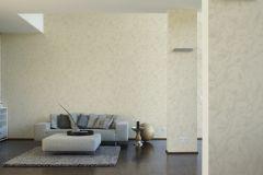32880-7 cikkszámú tapéta.Különleges felületű,metál-fényes,természeti mintás,textil hatású,bézs-drapp,vajszín,súrolható,vlies tapéta