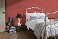 32881-2 cikkszámú tapéta.Egyszínű,kőhatású-kőmintás,különleges felületű,textil hatású,arany,piros-bordó,súrolható,illesztés mentes,vlies tapéta