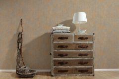 32881-5 cikkszámú tapéta.Kőhatású-kőmintás,különleges felületű,textil hatású,arany,barna,súrolható,illesztés mentes,vlies tapéta