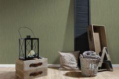 32882-1 cikkszámú tapéta.Csíkos,egyszínű,különleges felületű,textil hatású,arany,barna,zöld,súrolható,illesztés mentes,vlies tapéta