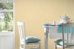 32882-4 cikkszámú tapéta.Csíkos,egyszínű,különleges felületű,textil hatású,arany,sárga,súrolható,illesztés mentes,vlies tapéta