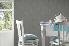 32883-4 cikkszámú tapéta.Csíkos,egyszínű,különleges felületű,textil hatású,ezüst,szürke,súrolható,illesztés mentes,vlies tapéta
