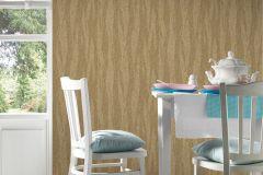 32999-1 cikkszámú tapéta.Absztrakt,csíkos,kőhatású-kőmintás,különleges felületű,textil hatású,arany,barna,súrolható,vlies tapéta