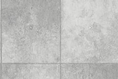 3017-91 cikkszámú tapéta.Kőhatású-kőmintás,ezüst,szürke,súrolható,vlies tapéta