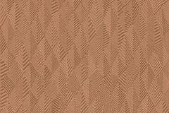 35998-4 cikkszámú tapéta.3d hatású,absztrakt,különleges motívumos,bronz,lemosható,vlies tapéta