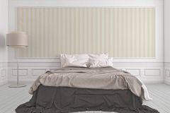 7658-26 cikkszámú tapéta.Csíkos,dekor tapéta ,fa hatású-fa mintás,arany,ezüst,fehér,súrolható,illesztés mentes,papír tapéta