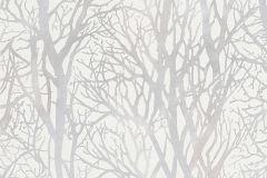 30094-1 cikkszámú tapéta.Fa hatású-fa mintás,különleges motívumos,metál-fényes,ezüst,fehér,lemosható,vlies tapéta