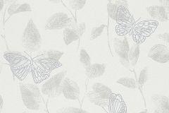 3043-53 cikkszámú tapéta.állatok,gyerek,különleges motívumos,természeti mintás,ezüst,fehér,lemosható,vlies tapéta