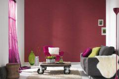 3153-73 cikkszámú tapéta.Egyszínű,piros-bordó,súrolható,vlies tapéta