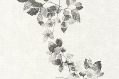 34495-3 cikkszámú tapéta.Dekor tapéta ,természeti mintás,fehér,szürke,súrolható,illesztés mentes,vlies tapéta