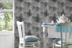 34819-4 cikkszámú tapéta.Természeti mintás,fehér,fekete,szürke,lemosható,papír tapéta