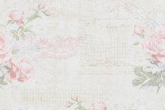 95667-1 cikkszámú tapéta.Feliratos-számos,természeti mintás,virágmintás,bézs-drapp,fekete,pink-rózsaszín,szürke,zöld,gyengén mosható,papír tapéta