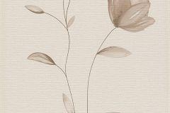 95722-1 cikkszámú tapéta.Dekor tapéta ,virágmintás,bézs-drapp,súrolható,illesztés mentes,vlies tapéta