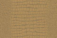 3710-10 cikkszámú tapéta.állatok,dekor,arany,lemosható,illesztés mentes,vlies tapéta