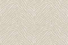 37120-2 cikkszámú tapéta.állatok,bézs-drapp,fehér,lemosható,vlies tapéta