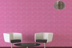 37120-3 cikkszámú tapéta.állatok,fehér,pink-rózsaszín,lemosható,vlies tapéta