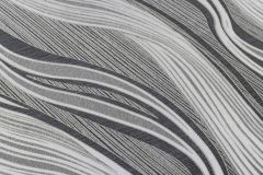 3714-16 cikkszámú tapéta.Absztrakt,ezüst,fekete,lemosható,vlies tapéta