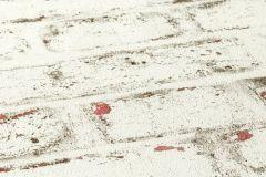 37162-1 cikkszámú tapéta.Kőhatású-kőmintás,bézs-drapp,fehér,súrolható,vlies tapéta