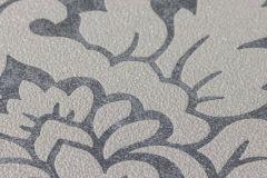 37270-1 cikkszámú tapéta.Barokk-klasszikus,csillámos,szürke,súrolható,vlies tapéta