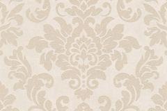 37270-3 cikkszámú tapéta.Barokk-klasszikus,csillámos,bézs-drapp,súrolható,vlies tapéta
