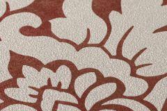 37270-5 cikkszámú tapéta.Barokk-klasszikus,csillámos,bézs-drapp,piros-bordó,súrolható,vlies tapéta