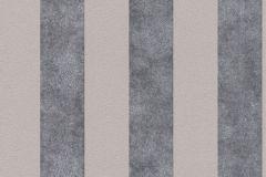 37271-1 cikkszámú tapéta.Csíkos,csillámos,ezüst,szürke,súrolható,illesztés mentes,vlies tapéta