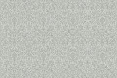36087-4 cikkszámú tapéta.Barokk-klasszikus,csillámos,virágmintás,szürke,súrolható,vlies tapéta