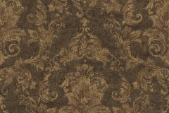 96215-1 cikkszámú tapéta.Barokk-klasszikus,különleges felületű,arany,barna,bézs-drapp,súrolható,vlies tapéta