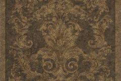 96216-1 cikkszámú tapéta.Barokk-klasszikus,különleges felületű,arany,barna,piros-bordó,súrolható,vlies tapéta