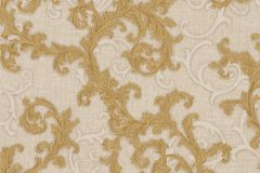 96231-3 cikkszámú tapéta.Barokk-klasszikus,arany,barna,bézs-drapp,súrolható,vlies tapéta
