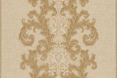 96232-2 cikkszámú tapéta.Barokk-klasszikus,arany,bézs-drapp,súrolható,vlies tapéta