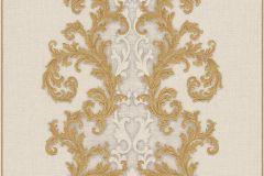 96232-4 cikkszámú tapéta.Barokk-klasszikus,arany,bézs-drapp,súrolható,vlies tapéta