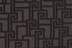 96236-3 cikkszámú tapéta.Különleges motívumos,fekete,szürke,súrolható,vlies tapéta