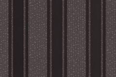 96237-3 cikkszámú tapéta.Csíkos,fekete,szürke,súrolható,illesztés mentes,vlies tapéta