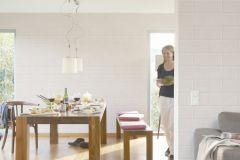 34322-3 cikkszámú tapéta.Konyha-fürdőszobai,kőhatású-kőmintás,különleges felületű,bézs-drapp,súrolható,vlies tapéta