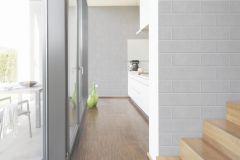 34322-4 cikkszámú tapéta.Konyha-fürdőszobai,kőhatású-kőmintás,különleges felületű,szürke,súrolható,vlies tapéta