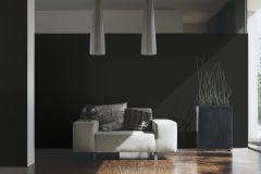 34327-3 cikkszámú tapéta.Egyszínű,különleges felületű,fekete,súrolható,illesztés mentes,vlies tapéta