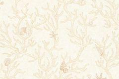 34496-1 cikkszámú tapéta.állatok,rajzolt,vajszín,súrolható,vlies tapéta