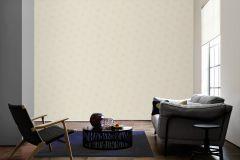 34862-1 cikkszámú tapéta.Különleges felületű,különleges motívumos,vajszín,súrolható,vlies tapéta