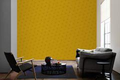 34862-4 cikkszámú tapéta.Különleges felületű,különleges motívumos,arany,súrolható,vlies tapéta