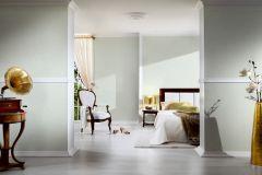 93582-7 cikkszámú tapéta.Egyszínű,különleges felületű,zöld,súrolható,illesztés mentes,vlies tapéta