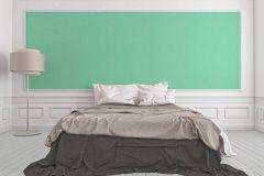 37050-1 cikkszámú tapéta.Egyszínű,különleges felületű,zöld,súrolható,illesztés mentes,vlies tapéta