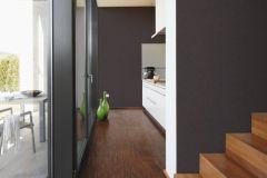 37050-4 cikkszámú tapéta.Egyszínű,különleges felületű,fekete,súrolható,illesztés mentes,vlies tapéta
